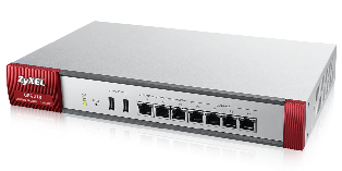 Zyxel USG210 Unified Security Gateway