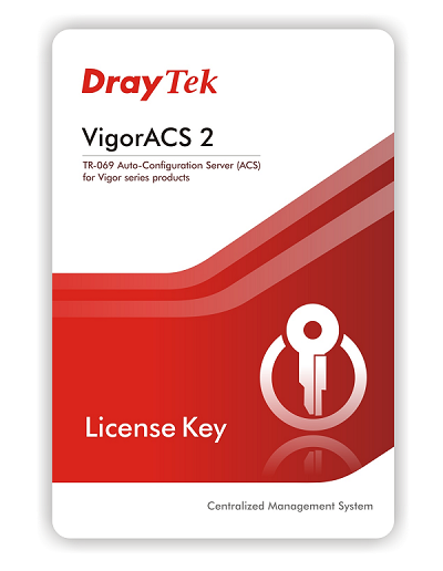 DrayTek VigorACS 2 - Central Management Platform