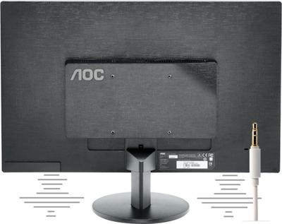 AOC Built in Speakers