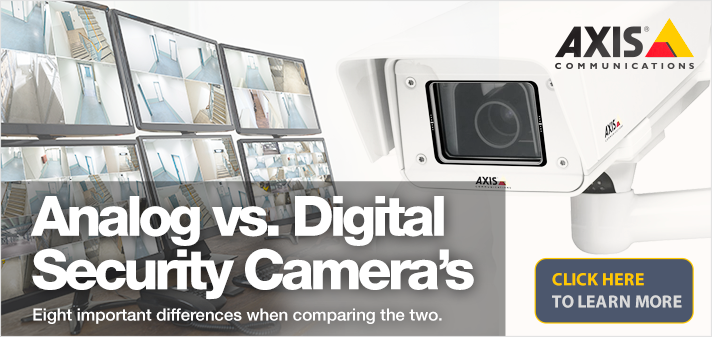 8 Reasons to buy a network camera