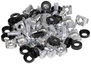 M6 Cage Nuts & Bolts