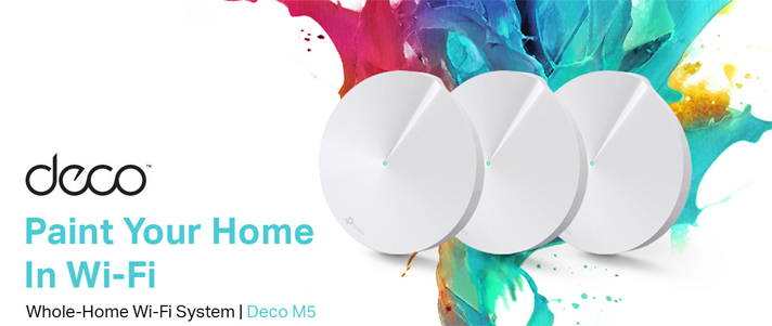 Paint your home in WiFi