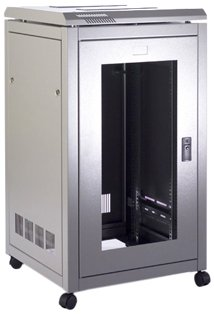 Prism PI 18u 600mm(w) x 800mm(d) Data Cabinet