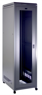 Prism PI 42u 600mm(w) x 600mm(d) Data Cab, Wardrobe Rear