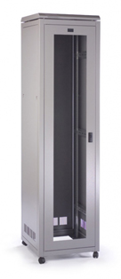 Prism PI 45u 600mm(w) x 800mm(d) Data Cab, Wardrobe Rear