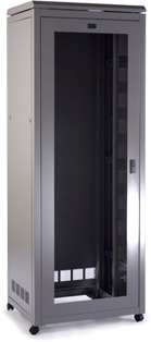 Prism PI 45u 800mm(w) x 800mm(d) Data Cab, Wardrobe Rear