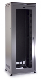 Prism PI 47u 800mm(w) x 600mm(d) Data Cab, Wardrobe Rear