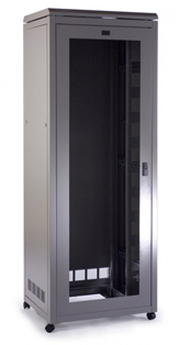 Prism PI 47u 800mm(w) x 800mm(d) Data Cab, Wardrobe Rear
