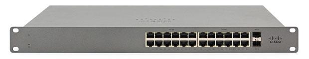 Meraki GO 24 Port Managed Network Switch