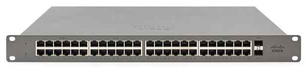 Meraki GO 48 Port Managed Network Switch