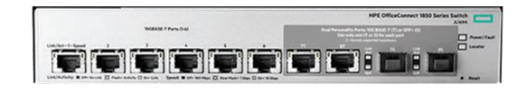 HPE OfficeConnect 1850-6XGT