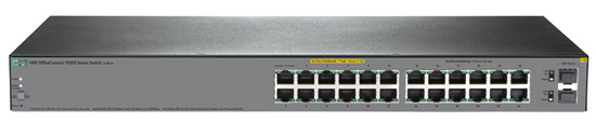 HPE OfficeConnect 1920S 24G 2SFP PPoE+ Switch