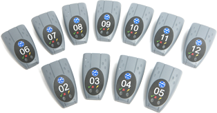 Ideal Networks Active remote set No. 2 - 12