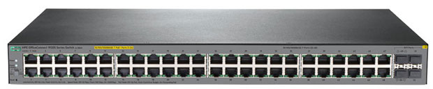 HPE OfficeConnect 1920S 48G 4SFP PPoE+ Switch
