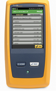 Fluke Networks Versiv Main Replacement