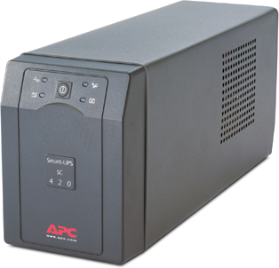 APC SC420I Smart-UPS SC 420VA uninterruptible power supply UPS