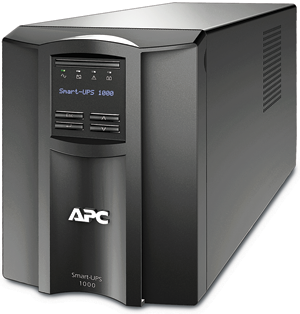 APC SMT1000I-6W Smart-UPS 1000VA 230V Tower with 6 year warranty package
