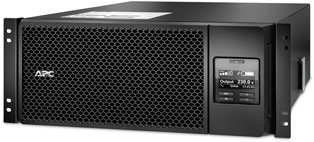 APC SRT6KRMXLI Smart-UPS 6000VA RM 230V - Rackmount uninterruptible power supply UPS