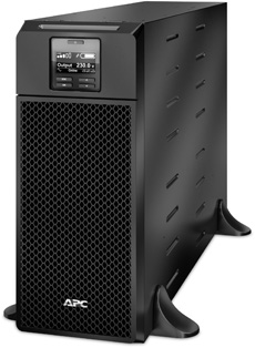 APC SRT6KXLI Smart-UPS 6000VA 230V - Tower - uninterruptible power supply UPS