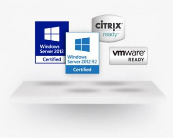 Seamless storage solution for virtualization environments
