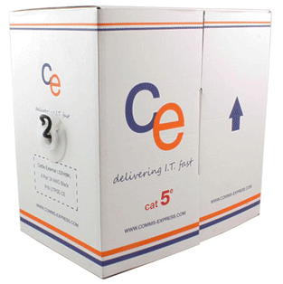 CE Cat5e UTP LDPE 4 Pair Cable - 305mt Box