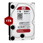 Western Digital 1TB Red 64MB 3.5 Desktop Sata 6GB