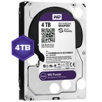 WD Purple 4 TB Internal HDD - 3.5 SATA 6Gb
