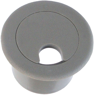 5 Pack Circular Floor Cable Grommet - 46mm (1.8 in)