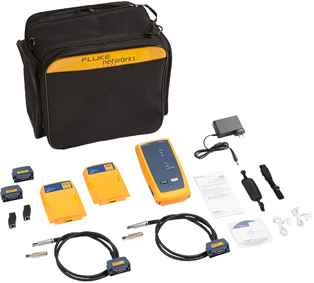 Fluke Networks DSX-8000 CableAnalyzer Module Add-on Kit with Versiv Remote