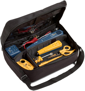 Electrical Contractor Telecom Kit II (with Pro3000 T&P Kit)