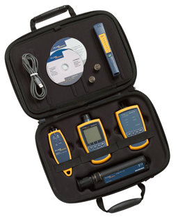 Fluke Networks SimpliFiber Pro Full-Featured Inspection and Verification Kit