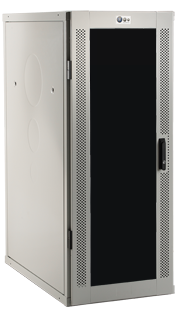 Usystems 4210 36U 800w x 600d USpace Data Cabinet - The USpace 4210 is the latest premium cabinet range offering from USystems. Smart design and state of the art manufacturing facilities guarantees unbeatable quality, style and innovation associated with