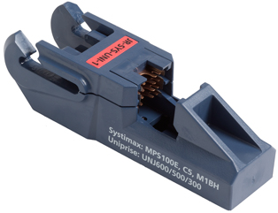 Fluke Networks JackRapid Replacement Blade Head (MPS100E,C5,M1BH&UNJ600 500 300)