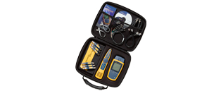 MicroScanner2 Professional Kit. Model includes: MicroScanner2, Main Wiremap Adapter, Remote Identifiers #2-7, Intellitone Pro 200 Probe, (2) AA Alkaline Batteries, Printed Multi-language Getting Started Guide , Various Patch Cords and Adapters