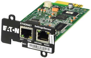 Eaton Network Management Card