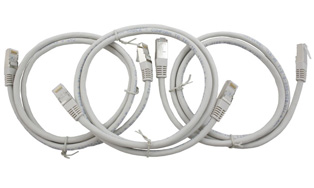 Cat6 RJ45 Ethernet Cable/Patch Leads - SFTP Shielded