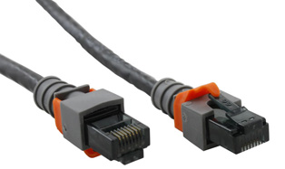 PatchSee Cat6 RJ45 Ethernet Cable/Patch Leads