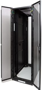 Datacel 600mm(w) x 1070mm(d) Data Centre Cabinet