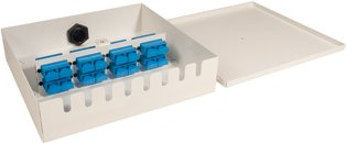 Tamper Resistant Wall Box - SC Connectors
