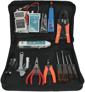 Voice & Data Maintenance Tool Kit