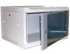 Datacel 15u 500mm Deep Data Cabinet Rack Wall Mo Comms Express