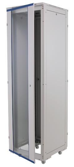 Grey Data Cabinet Style